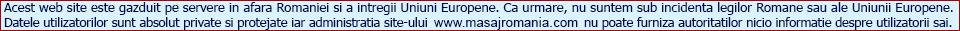 Info-Banner www.masajromania.com